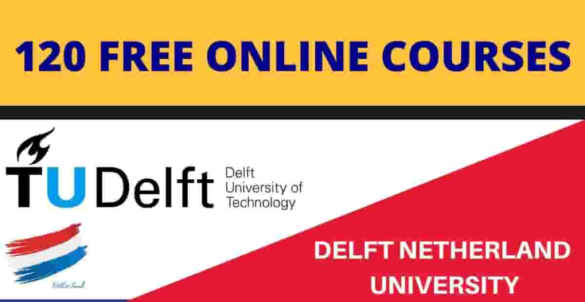 delft university of technology free courses